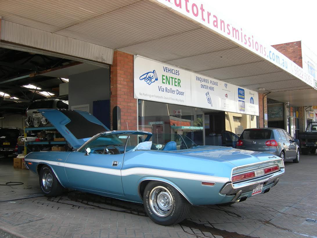 1970 Challenger Convertible
